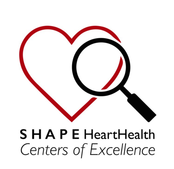 The 1st National SHAPE Guideline encourages virtually all men 45 and older and women 55 and older to undergo screening for sub-clinical atherosclerosis to determine their future risk of a heart attack. Step I Test for Atherosclerosis Step II Find Your Level of Risk Step III Get Treatment According to Your Risk Level